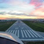 Landing Hagerstown