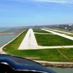 Landing at KBKL